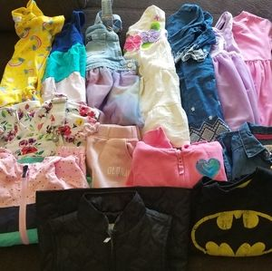3T/4T lot girls clothes